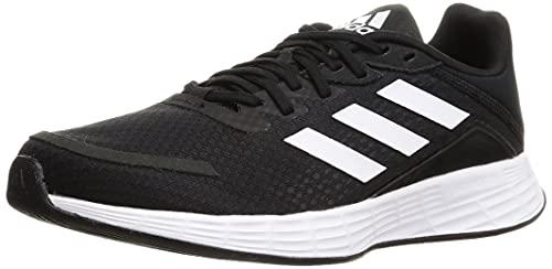 Adidas Duramo SL, Zapatillas Hombre, Black/White 124, 43 1/3 EU