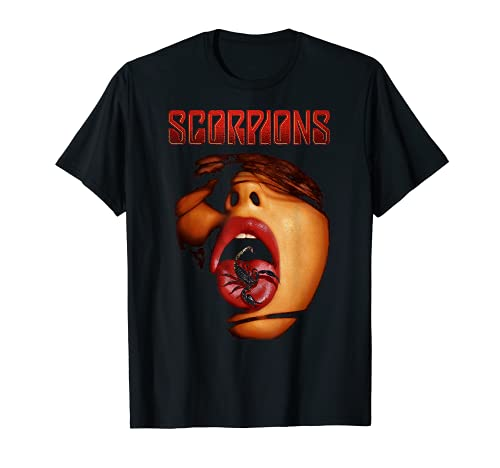 Scorpions – Tongue Camiseta