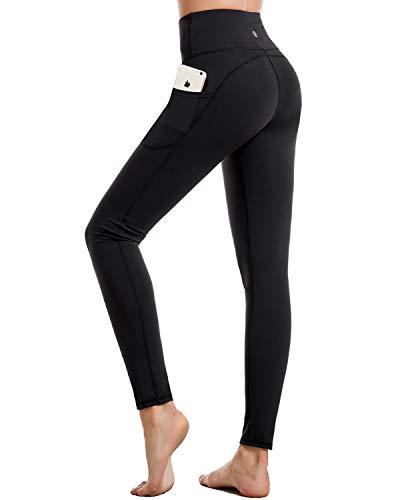 CAMBIVO Leggins Mujer, Mayas Deportivas Cintura Alta, Pantalón Mallas de Deporte para Yoga, Running, Fitness,...