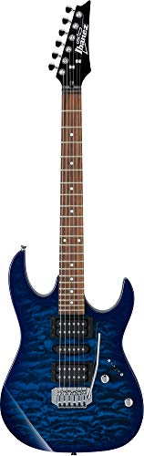 Ibanez GRX70QA-TBB - Guitarra eléctrica