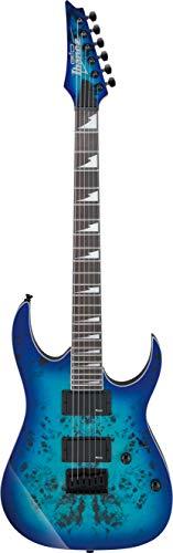 Ibanez GRGR221PA-AQB GIO Series - Guitarra eléctrica (Aqua Burst)