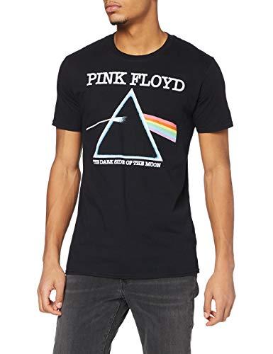 Desconocido Camiseta para Hombre Dark Side Cover - Camisa, Negro (Black Blk), XL
