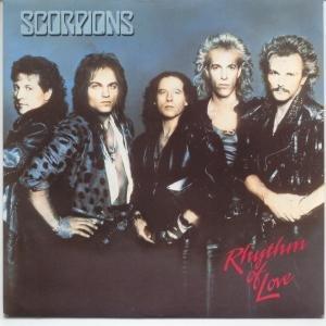 RHYTHM OF LOVE 7 INCH (7' VINYL 45) SPANISH EMI 1988