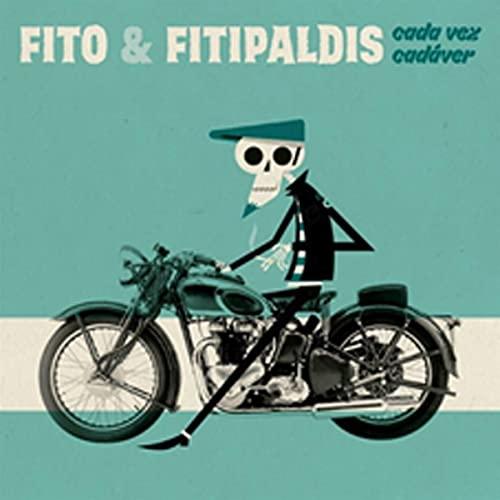 Fito Y Fitipaldis - Cada Vez Cadáver (Lp + Cd) [Vinilo]