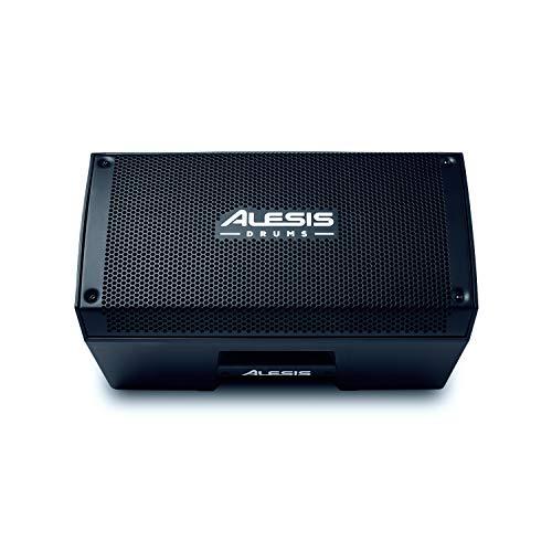 Alesis Strike Amp 8 - Altavoz amplificado, amplificador para batería electrónica de 2000 W con woofer de...