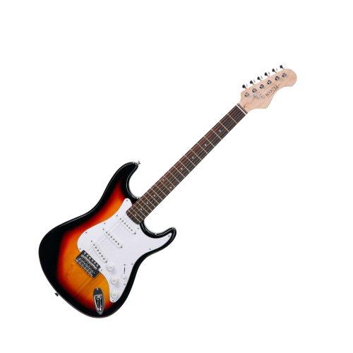 Rocktile Sphere Classic - Guitarra eléctrica, sunburst