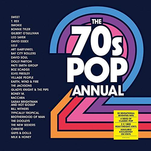 70S Pop Annual 2 / Various [Vinilo]