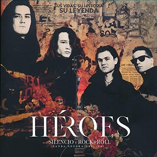 Héroes Del Silencio - Silencio y Rock & Roll (2 Lp + 2 Cd) [Vinilo]