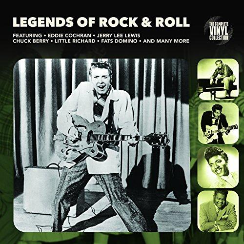 Legens Of Rock & Roll [Vinilo]